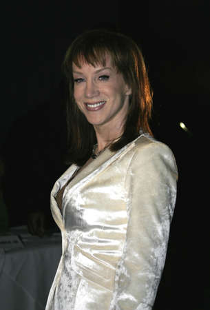 Kathy Griffin at the Ladies Home Journal honors Funny Ladies We Love held at the Pearl in West Hollywood, USA on February 2, 2005.