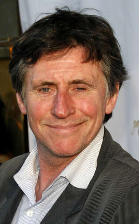conservatory: Gabriel Byrne at the 3rd Annual Hullabaloo to benefit the Silverlake Conservatory of Music held at the Henry Ford Music Box Theater in Hollywood, USA on May 5, 2007.