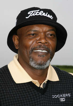 Samuel L. Jackson at the 9th Annual Michael Douglas & Friends Celebrity Golf Tournament held at the Trump National Golf Club in Rancho Palos Verdes, USA on April 29, 2007. Editorial