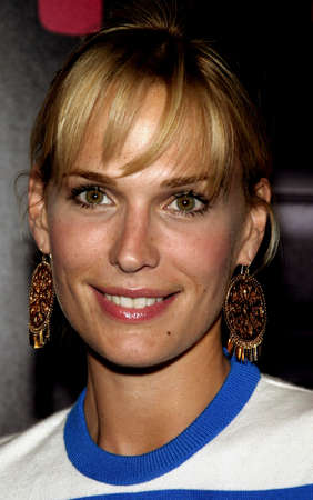 molly: Molly Sims at the Pioneer Electronics Automotive Navigation Systems Launch Party held at the Montmartre Lounge in Hollywood, USA on April 21, 2005.