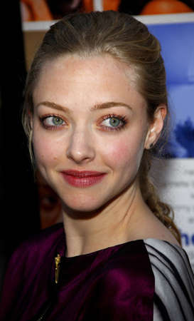 amanda: HOLLYWOOD, CA - APRIL 19, 2010: Amanda Seyfried at the Los Angeles premiere of Mother and Child held at the Egyptian Theater in Hollywood, USA on April 19, 2010.