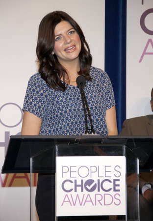 casey: BEVERLY HILLS, CA - NOVEMBER 15, 2012: Casey Wilson at the Peoples Choice Awards 2013 Nominations held at the Paley Center in Beverly Hills, USA on November 15, 2012. Editorial