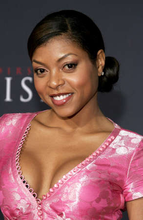 memoirs: Taraji P. Henson attends the Los Angeles Premiere of Memoirs of a Geisha held at the Kodak Theatre in Hollywood, California, United States on December 4, 2005.
