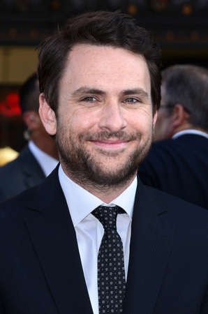 dolby: Charlie Day at the Los Angeles premiere of Pacific Rim held at the Dolby Theater in Hollywood on July 9, 2013 in Los Angeles, California.
