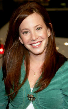 HOLLYWOOD, CA - OCTOBER 10, 2005: Amy Davidson at the Los Angeles premiere of 'North Country' held at the Grauman's Chinese Theatre in Hollywood, USA on October 10, 2005.