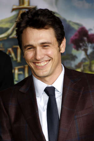 dolby: James Franco at the Oz The Great And Powerful Los Angeles Premiere at the Dolby Theater on April 10, 2013 in Hollywood, California.