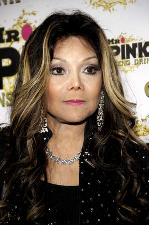 La Toya Jackson at the Mr. Pink Ginseng Drink Launch Party held at the Regent Beverly Wilshire Hotel in Beverly Hills, USA on October 11, 2012. Publikacyjne