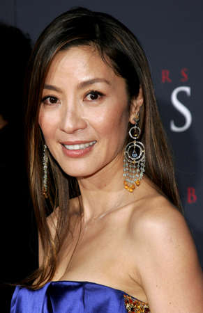 kodak: Michelle Yeoh attends the Los Angeles Premiere of Memoirs of a Geisha held at the Kodak Theatre in Hollywood, California, United States on December 4, 2005.