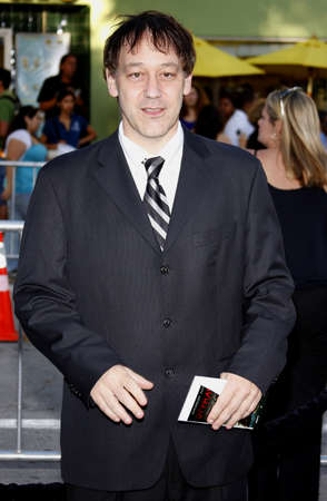 Sam Raimi at the Los Angeles premiere of 'Orphan' held at the Mann Vilage Theater in Westwood, USA on July 21, 2009.