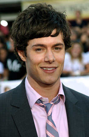 mr and mrs: Adam Brody at the Los Angeles Premiere of Mr. & Mrs. Smith held at the Manns Village Theater in Westwood, USA on June 7, 2005.