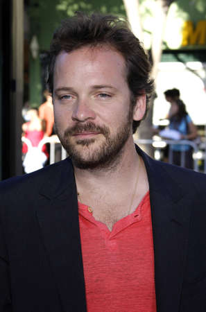 orphan: Peter Sarsgaard at the Los Angeles premiere of Orphan held at the Mann Vilage Theater in Westwood, USA on July 21, 2009.