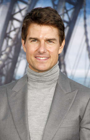 dolby: Tom Cruise at the Los Angeles premiere of Oblivion held at the Dolby Theater in Hollywood, USA on April 10, 2013.