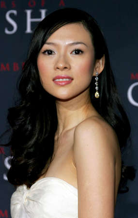 memoirs: Ziyi Zhang attends the Los Angeles Premiere of Memoirs of a Geisha held at the Kodak Theatre in Hollywood, California, United States on December 4, 2005.