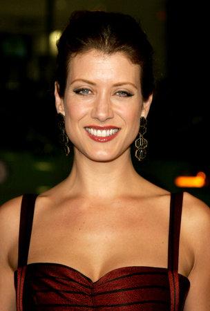 """music lyrics: Kate Walsh atiende a la premier de Los Ángeles de """"Letra y Música"""", celebrado en el teatro chino del Grauman en Hollywood, California el 7 de febrero de 2007."""