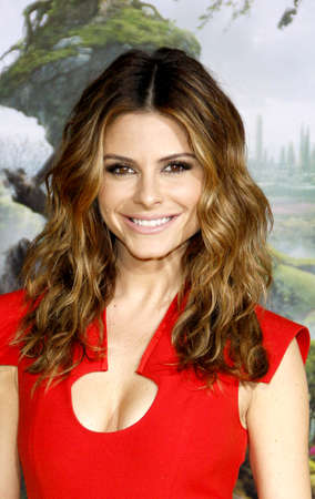 dolby: Maria Menounos at the Oz The Great And Powerful Los Angeles Premiere at the Dolby Theater on April 10, 2013 in Hollywood, California.