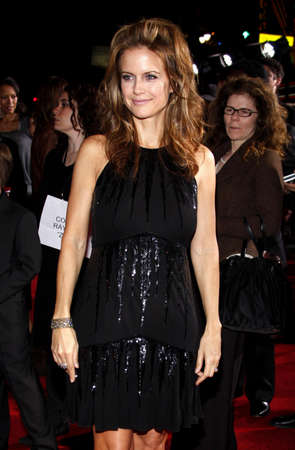 kelly: HOLLYWOOD, CA - NOVEMBER 09, 2009: Kelly Preston at the World premiere of Old Dogs held at the El Capitan Theater in Hollywood, USA on November 9, 2009. Editorial