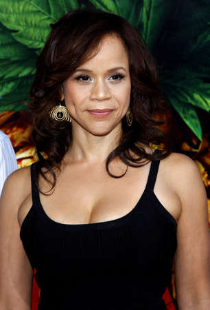 perez: Rosie Perez at the Los Angeles premiere of Pineapple Express held at the Mann Village Theater in Los Angeles on July 31, 2008. Editorial