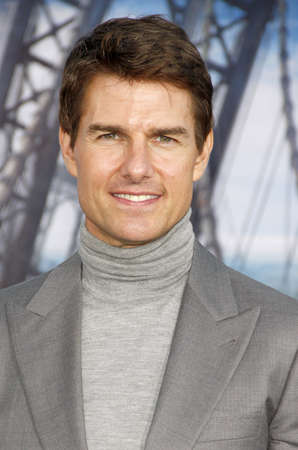 Tom Cruise at the Los Angeles premiere of Oblivion held at the Dolby Theater in Hollywood, USA on April 10, 2013.