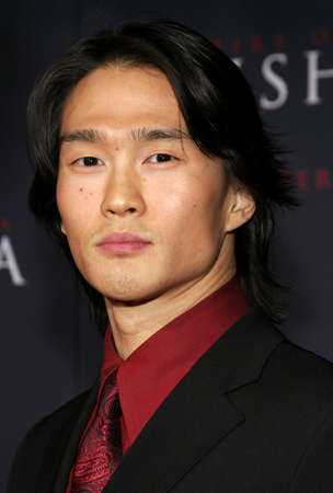 premiere: Karl Yune attends the Los Angeles Premiere of Memoirs of a Geisha held at the Kodak Theatre in Hollywood, California, United States on December 4, 2005. Editorial