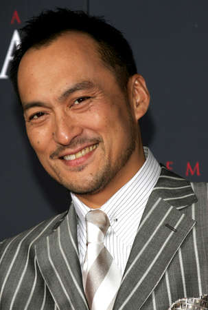 premiere: Ken Watanabe attends the Los Angeles Premiere of Memoirs of a Geisha held at the Kodak Theatre in Hollywood, California, United States on December 4, 2005.