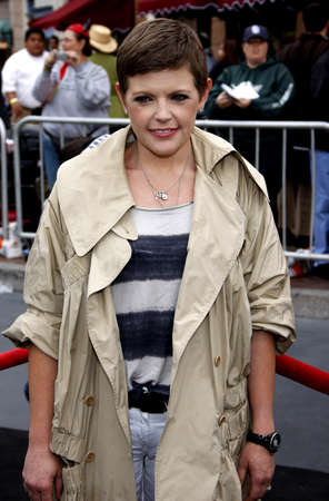 tides: Natalie Maines at the Los Angeles premiere of Pirates Of The Caribbean: On Stranger Tides held at the Disneyland in Anaheim on May 7, 2011. Editorial