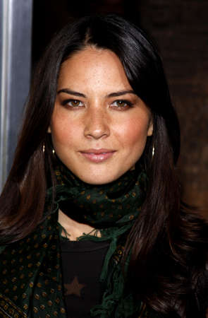 olivia: Olivia Munn at the Los Angeles premiere of Nobel Son held at the Egyptian Theater in Hollywood on December 2, 2008.
