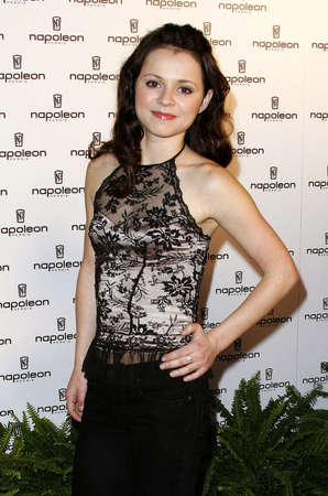 unveiling: Sasha Cohen attends the Napoleon Perdis Hollywood Store Unveiling held at the Napoleon Perdis in Hollywood, California on May 1, 2007.
