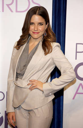nominations: BEVERLY HILLS, CA - NOVEMBER 15, 2012: Sophia Bush at the Peoples Choice Awards 2013 Nominations held at the Paley Center in Beverly Hills, USA on November 15, 2012.
