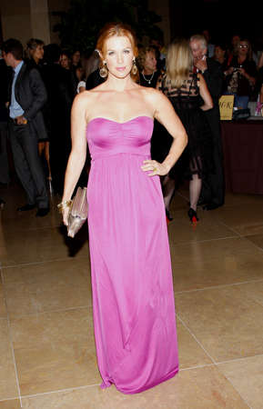 Poppy Montgomery at the Operation Smile's 8th Annual Smile Gala held at the Beverly Hilton Hotel in Beverly Hills, USA on October 2, 2009.