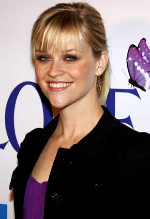 reese: Reese Witherspoon at the Los Angeles premiere of Penelope held at the Directors Guild of America Theater in Los Angeles on February 20, 2008. Editorial