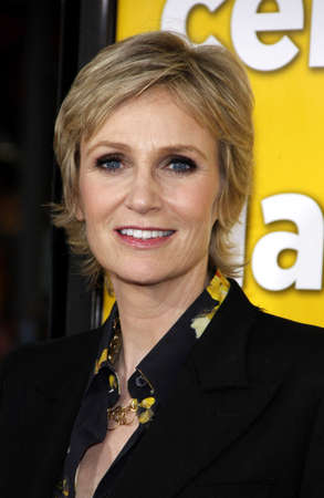 jane: Jane Lynch at the Los Angeles Premiere of Paul held at the Graumans Chinese Theater in Hollywood, USA on March 14, 2011.