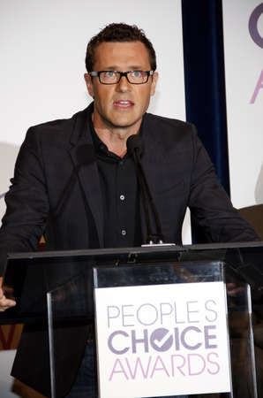 nominations: BEVERLY HILLS, CA - NOVEMBER 15, 2012: Jason OMara at the Peoples Choice Awards 2013 Nominations held at the Paley Center in Beverly Hills, USA on November 15, 2012.