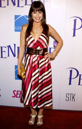 guild: Marcela Mar at the Los Angeles premiere of Penelope held at the Directors Guild of America Theater in Los Angeles on February 20, 2008.