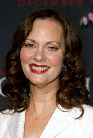 memoirs: Lesley Ann Warren attends the Los Angeles Premiere of Memoirs of a Geisha held at the Kodak Theatre in Hollywood, California, United States on December 4, 2005. Editorial