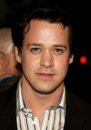 tr: T.R. Knight attends the Los Angeles Premiere of Music and Lyrics held at the Graumans Chinese Theater in Hollywood, California on February 7, 2007. Editorial