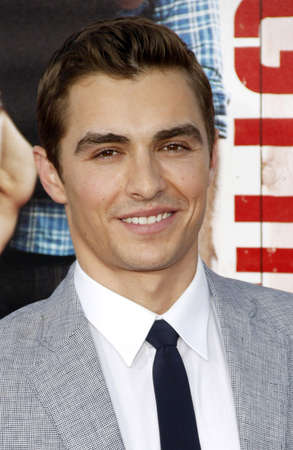 Dave Franco at the Los Angeles premiere of