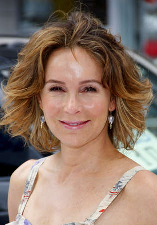 poppers: Jennifer Grey at the Los Angeles premiere of Mr. Poppers Penguins held at the Graumans Chinese Theatre in Hollywood, USA on June 12, 2011. Editorial