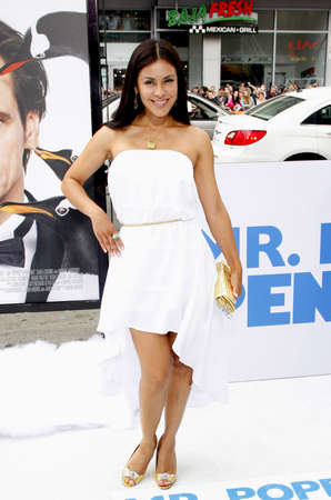 poppers: Carla Ortiz at the Los Angeles premiere of Mr. Poppers Penguins held at the Graumans Chinese Theatre in Hollywood, USA on June 12, 2011.