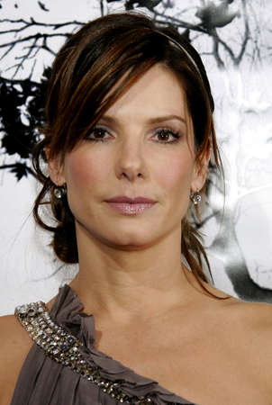 premonition: Sandra Bullock at the Los Angeles Premiere of Premonition held at the Cinerama Dome in Hollywood, USA on March 12, 2007.