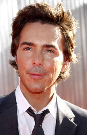 gibson: Shawn Levy at the Los Angeles premiere of Real Steel held at the Gibson Amphitheatre in Universal City, USA on October 2, 2011. Editorial
