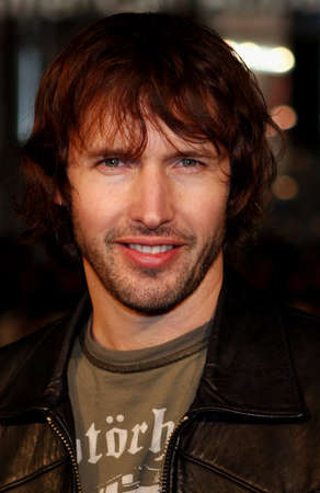 ps: James Blunt at the Los Angeles premiere of P.S. I Love You held at the Graumans Chinese Theater in Hollywood on December 9, 2007.