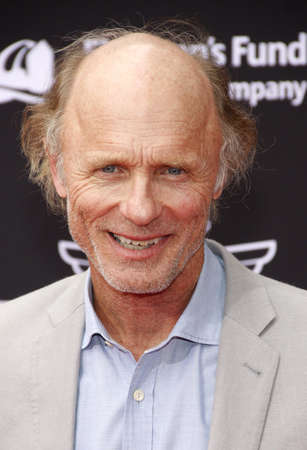 ed: Ed Harris at the Los Angeles premiere of Planes: Fire & Rescue held at the El Capitan Theatre in Los Angeles, United States, 150714.