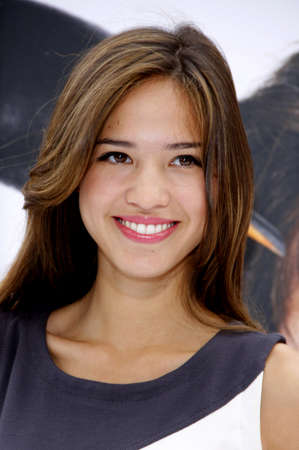 poppers: Kelsey Chow at the Los Angeles premiere of Mr. Poppers Penguins held at the Graumans Chinese Theatre in Hollywood, USA on June 12, 2011. Editorial