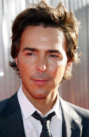 levy: UNIVERSAL CITY, CA - OCTOBER 02, 2011: Shawn Levy at the Los Angeles premiere of Real Steel held at the Gibson Amphitheatre in Universal City, USA on October 2, 2011.