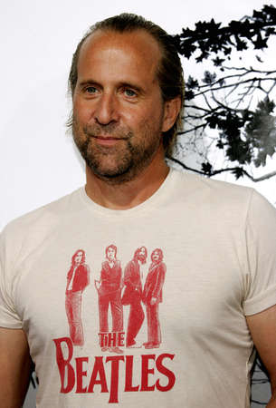 premonition: Peter Stormare at the Los Angeles Premiere of Premonition held at the Cinerama Dome in Hollywood, USA on March 12, 2007.