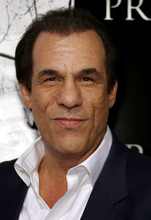 premonition: Robert Davi at the Los Angeles Premiere of Premonition held at the Cinerama Dome in Hollywood, USA on March 12, 2007.