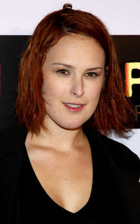 willis: Rumer Willis at the Los Angeles premiere of Push held at the Mann Village Theater in Westwood on January 29, 2009.