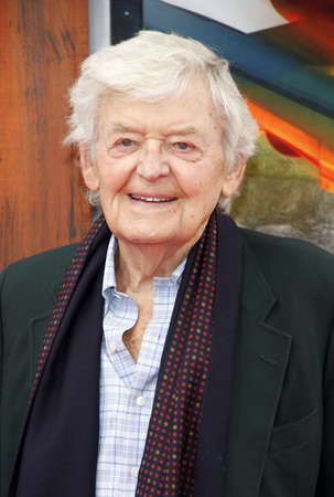 """Hal Holbrook at the Los Angeles premiere of """"Planes: Fire & Rescue"""" held at the El Capitan Theatre in Los Angeles, United States, 150714. Sajtókép"""