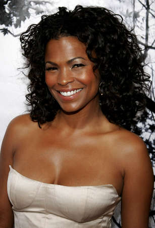 premonition: Nia Long at the Los Angeles Premiere of Premonition held at the Cinerama Dome in Hollywood, USA on March 12, 2007.