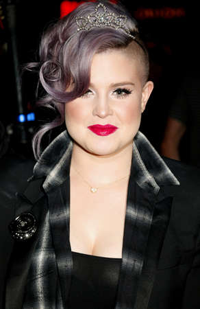 gibson: Kelly Osbourne at Zoe Kravitz celebrates her new role with Yves Saint Laurent Beauty held at the Gibson Brands Sunset in West Hollywood, USA on May 18, 2016. Editorial
